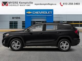 Used 2020 GMC Terrain SLE  - Heated Seats for sale in Kemptville, ON