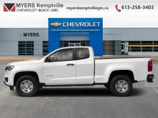 Used 2020 Chevrolet Colorado - SiriusXM for sale in Kemptville, ON