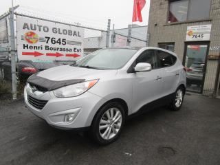 Used 2011 Hyundai Tucson Traction intégrale LIMITED NAVIGATION for sale in Montréal, QC