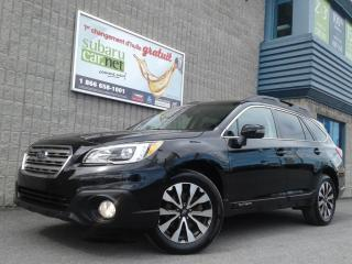 Used 2015 Subaru Outback Limited*gps*cuir*toit*awd for sale in Richelieu, QC