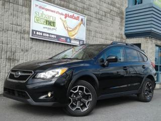 Used 2015 Subaru XV Crosstrek Sport*82$/sem*toit*awd*bluetooth*mags for sale in Richelieu, QC