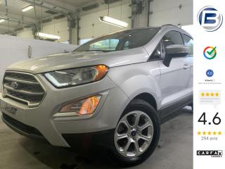 Used 2018 Ford EcoSport SE | TA for sale in St-Hyacinthe, QC