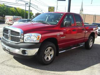 Used 2008 Dodge Ram 1500 SXT Quad Cab 4x4 for sale in London, ON