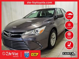 Used 2016 Toyota Camry LE Roue en alliage, Caméra recul for sale in Québec, QC