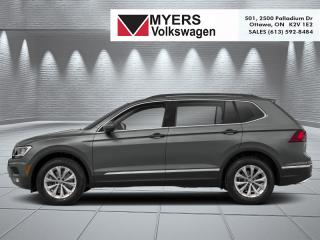 Used 2019 Volkswagen Tiguan Comfortline 4MOTION  -  Bluetooth for sale in Kanata, ON