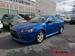 Used 2015 Mitsubishi Lancer LIMITED - TOIT - SIEGES CHAUFFANTS for sale in St-Hubert, QC