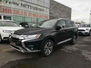 Used 2019 Mitsubishi Outlander SE PREMIUM - 7 PASSAGERS - CUIR - TOIT - AWD for sale in St-Hubert, QC