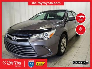 Used 2017 Toyota Camry LE Climatiseur, Caméra recul for sale in Québec, QC
