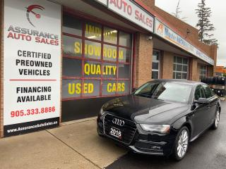 Used 2016 Audi A4 Progressiv plus/S-Line/One Owner/Navi/Backup Cam for sale in Burlington, ON