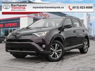 Used 2017 Toyota RAV4 XLE  - Sunroof -  Heated Seats - $182 B/W for sale in Ottawa, ON