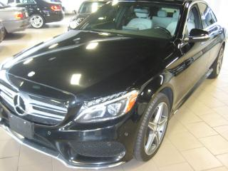Used 2015 Mercedes-Benz C-Class C 300 for sale in Markham, ON