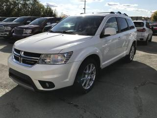 Used 2014 Dodge Journey Traction avant,  Limited for sale in Sherbrooke, QC