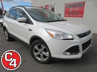 Used 2014 Ford Escape SE  BAS KILO AWD ECOBOOST MAG A/C GR ÉLECT for sale in St-Jérôme, QC