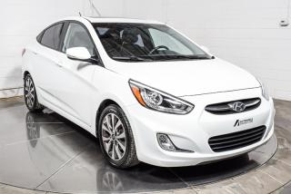 Used 2015 Hyundai Accent GLS A/C MAGS TOIT BLUETOOTH for sale in St-Hubert, QC