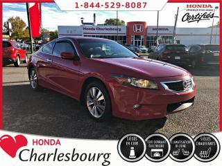 Used 2008 Honda Accord EX-L **NAVIGATION**AUTOMATIQUE** for sale in Charlesbourg, QC