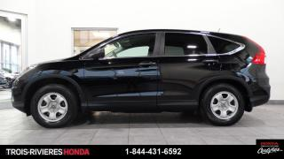 Used 2016 Honda CR-V LX for sale in Trois-Rivières, QC