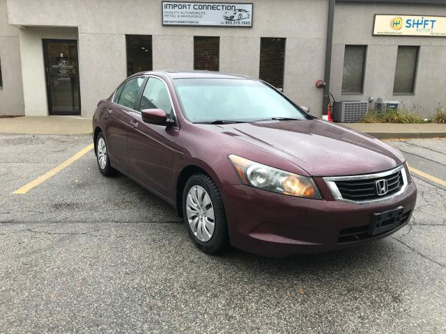 2008 Honda Accord EX-L,NO ACCIDENTS,CERTIFIED !