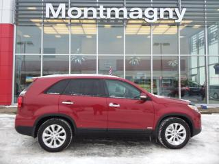 Used 2015 Kia Sorento Traction intégrale, 4 portes, V6, TOIT O for sale in Montmagny, QC