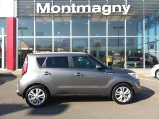 Used 2015 Kia Soul EX+ familiale 5 portes BA for sale in Montmagny, QC