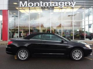 Used 2012 Chrysler 200 Cabriolet 2 portes Tourisme CONVERTIBLE for sale in Montmagny, QC