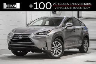 Used 2015 Lexus NX 200t AWD !! CUIR , CAMERA , TOIT !! for sale in Montréal, QC