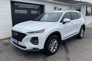 Used 2019 Hyundai Santa Fe HTRAC ESSENTIAL PACKAGE for sale in Kingston, ON