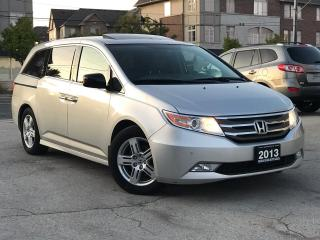 Used 2013 Honda Odyssey Touring|Accident free|One Owner|Navigation|Leather for sale in Burlington, ON