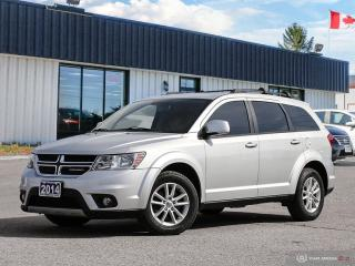 Used 2014 Dodge Journey SXT,7 PASSENGER,NEW TIRES for sale in Barrie, ON