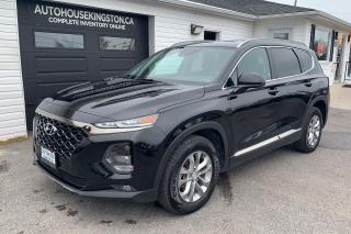 Used 2019 Hyundai Santa Fe HTRAC ESSENTIAL for sale in Kingston, ON