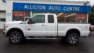 Used 2011 Ford F-350 Lariat for sale in Alliston, ON