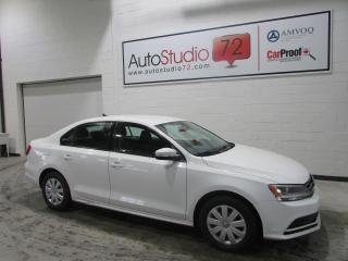 Used 2015 Volkswagen Jetta Trendline+ 2,0L **AUTO**CAM RECUL**SIEGE for sale in Mirabel, QC