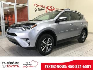 Used 2017 Toyota RAV4 * AWD * XLE * TOIT OUVRANT * MAGS* for sale in Mirabel, QC