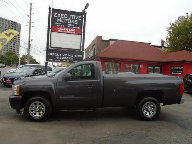 2010 Chevrolet Silverado 1500 LT/ SUPER CLEAN / LONG BOX / ONE OWNER /CERTIFIED/