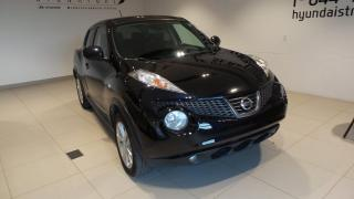Used 2011 Nissan Juke CVT familiale 5 portes, traction intégra for sale in St-Raymond, QC