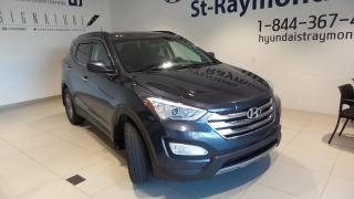 Used 2013 Hyundai Santa Fe Trac intégrale  2,0 T auto Premium for sale in St-Raymond, QC