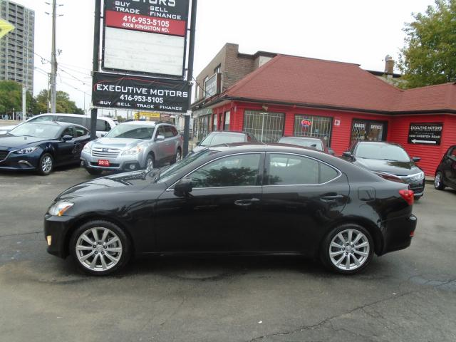 2008 Lexus IS 250 AWD/ NO ACCIDENT/ PWR GROUP / ALLOYS / PUSH START