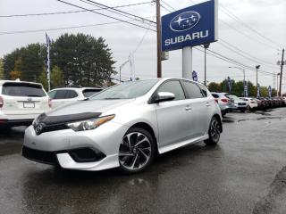 Used 2016 Scion iM Hayon 4 portes for sale in Victoriaville, QC