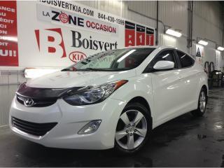 Used 2012 Hyundai Elantra ELANTRA GLS, TOIT OUVRANT, DÉMARREUR DISTANCE !! for sale in Blainville, QC