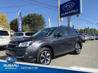 Used 2018 Subaru Forester 2.5i Tourisme Cvt for sale in Victoriaville, QC