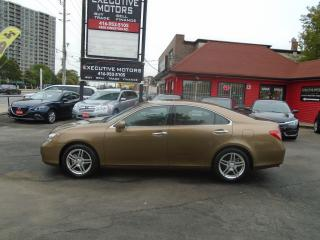 Used 2008 Lexus ES 350 MINT/ ONE OWNER / LOW KM/ CLEAN/ RARE COLOR / for sale in Scarborough, ON