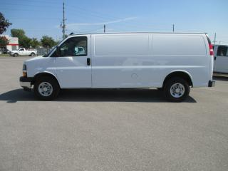 Used 2019 Chevrolet Express 3500 155 INCH W/BASE CARGO. for sale in London, ON