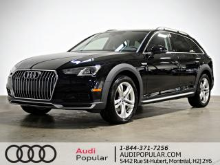 Used 2019 Audi Allroad Komfort 45 TFSI quattro for sale in Montréal, QC