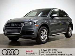 Used 2019 Audi Q5 Komfort 45 TFSI quattro for sale in Montréal, QC