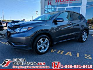 Used 2016 Honda HR-V LX  4RM CVT for sale in Sorel-Tracy, QC