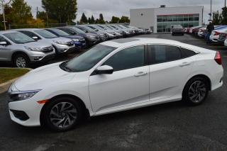 Used 2017 Honda Civic EX ** Inspection certifié ** VENDU for sale in Longueuil, QC