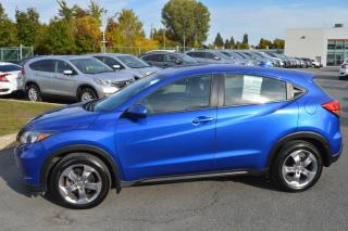 Used 2018 Honda HR-V LX ***voiture jamais accidenté*** for sale in Longueuil, QC