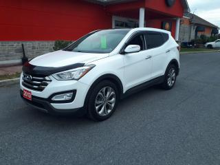 Used 2013 Hyundai Santa Fe SE for sale in Cornwall, ON