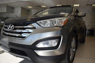 Used 2013 Hyundai Santa Fe LIMITED for sale in St-Eustache, QC