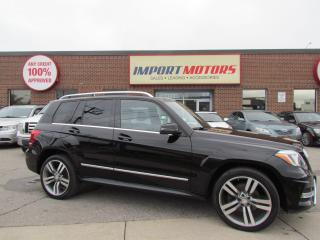 Used 2014 Mercedes-Benz GLK-Class GLK 250 BlueTEC Navi+ for sale in North York, ON