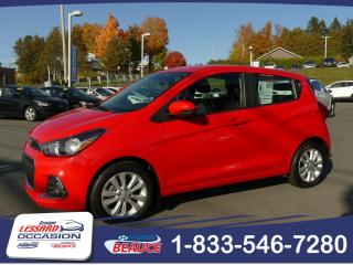 Used 2016 Chevrolet Spark LT à hayon 5 portes transmission automat for sale in St-Georges, QC